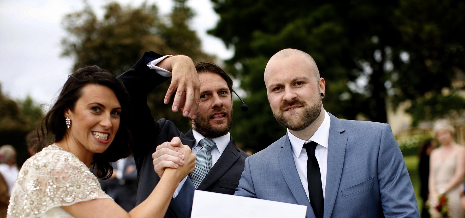 Benny Roff - Melbourne Marriage Celebrant